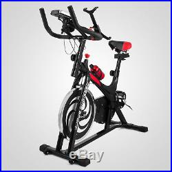 Stationary Exercise Bike Indoor Bicycle Cycling Cardio Workout Home Gym