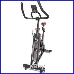 Titan Pro Indoor Exercise Bike with 40 lb Flywheel LCD Cycle Cardio Fitness
