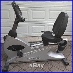 True Z8 Z8.1z Recumbent Cordless Exercise Medical Cardio Ergometer Bike Cycle