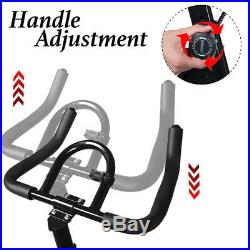 Ultra-quiet Exercise Bike Indoor Spinning Bicycle Home Bicycle Fitness Equipment