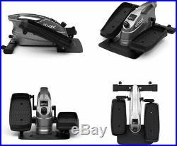 Under Desk Elliptical Bike Pedal Exerciser, Mini Elliptical, cycle 2019 Ver