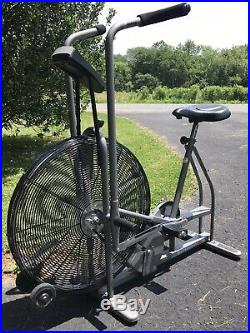 Vy Good Cond Schwinn Airdyne Dual Action Exercise Bike Pickup Only/no Ship