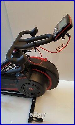 Wattbike Trainer + Bluetooth B monitor, Free P&P, 29 hours use