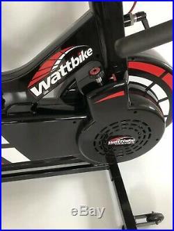 Wattbike Trainer + Bluetooth B monitor, under 278 Hours Use. Free P&P