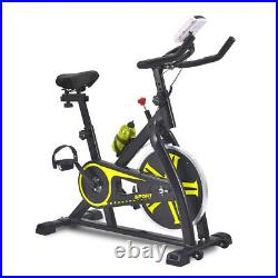 Whiterose Exercise Bicycle Cycling Fitness Stationary Bike Indoor Cardio Home