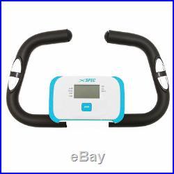 Xspec Foldable Stationary Upright Exercise Bike Cardio Workout Indoor Cycling