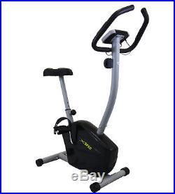 Xspec Stationary Upright Exercise Bike Cardio Workout Indoor Cycling
